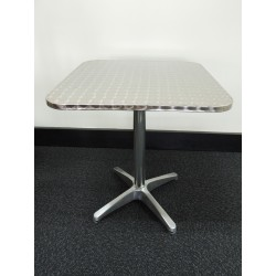 Arabelle 60cm Square Table (Dining Height)