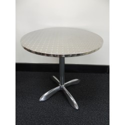 Christelle 70cm Round Table (Dining Height)