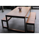 Plantation 3 Piece Table Setting - 8 Seater