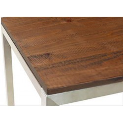 120cm x 80cm Solid Timber Rustic Table Top