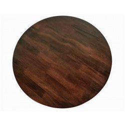 70cm Round Solid Timber Table Top