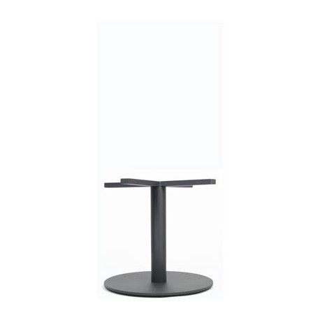 Danube 40cm Round Table Base (Coffee Height)