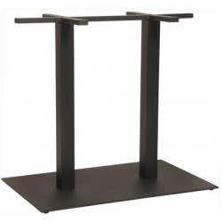 Danube 800 x 400 Rectangle Table Base (Dining Height)