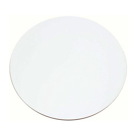 50cm Round Compact Laminate Table Top