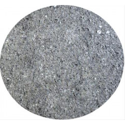 50cm Round Compact Laminate Table Top - Concrete Design