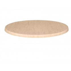 80cm Round Werzalit Gentas Resin Table Top