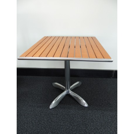 Chantelle 70cm Square Table (Dining Height)