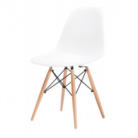 Eames Chair with Timber Legs