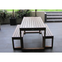 Waratah 3 Piece Table Setting - 8 Seater