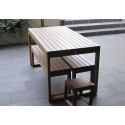 Waratah 5 Piece Table Setting - 10 Seater