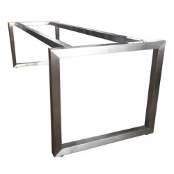 Seattle 2400 Table Frame (Dining Height)
