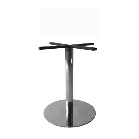 Prague 540 Round Table Base (Dining Height)