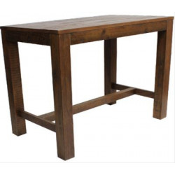 Chunk Rustic 1800x700 Table (Bar Height)