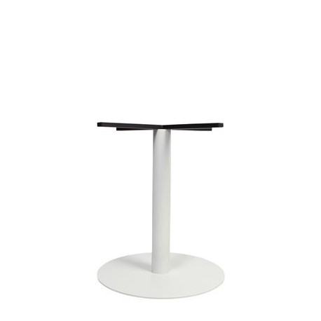 Porto 54cm Round Table Base (Dining Height)