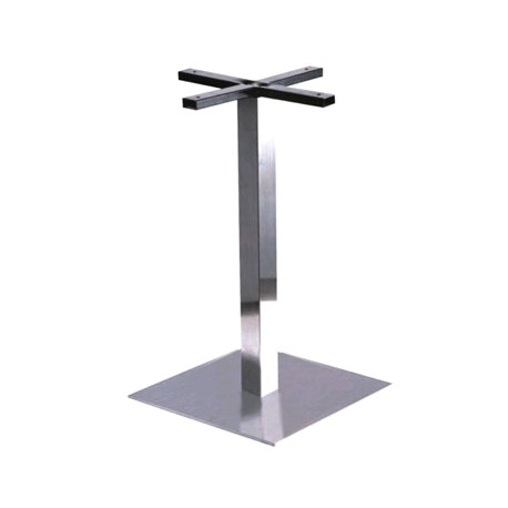 Prague 550 Square Table Base (Dining Height)