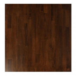 80cm Square Solid Timber Table Top