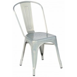 Tolix Chair - Galvanised