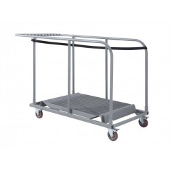 Beethoven Trestle Table Trolley