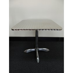 Arabelle 70cm Square Table (Dining Height)