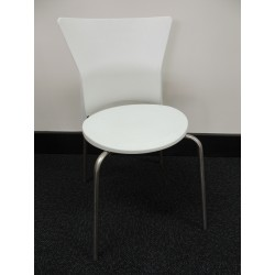 Bolton Dining Chair with Stainless Steel Frame