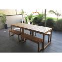 Plantation Large Table Setting - 8 Seater
