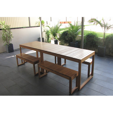 Plantation Table Setting - 12 Seater