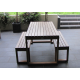 Waratah 3 Piece Table Setting - 6 Seater