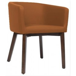 Paros Tub Chair - Vinyl
