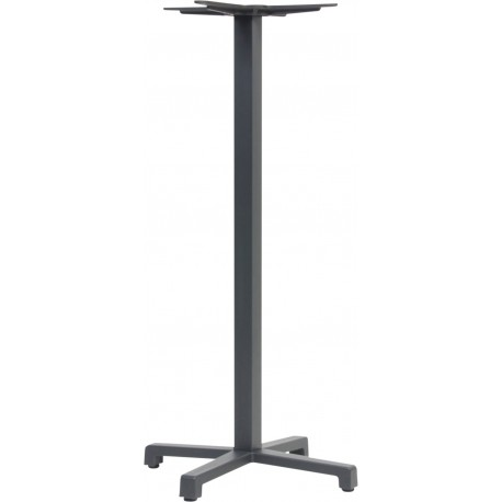 Cross 4-Way Table Base (Bar Height)