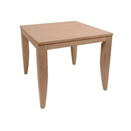 Chunk 900 Square Tapered Table (Dining Height)