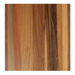 80cm Square Solid Timber Spotted Gum Table Top