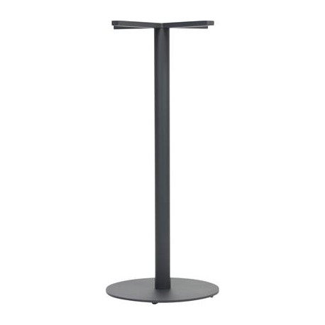 Danube 45cm Round Table Base (Bar Height)