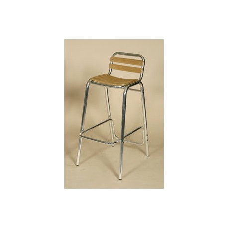 Manhattan Stool - Timber
